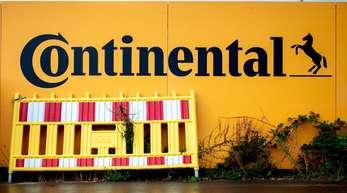 Im dritten Quartal verbucht Continental Wertminderungen von rund 2,5 Milliarden Euro.