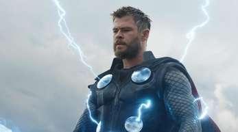 In «Avengers:Endgame» spielt Chris Hemsworth den Superhelden Thor. Bei den US-Publikumspreisen musste er in der Kategorie «Bester Schauspieler» allerdings Robert Downey Jr. den Vortritt lassen.