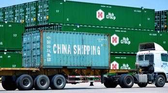 Nur gut ein Viertel der deutschen Unternehmen glaubt noch daran, im laufenden Jahr ihre Geschäftsziele in China erreichen zu können.