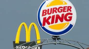 McDonald's und Burger King setzen zunehmend auf fleischlose Alternativen.