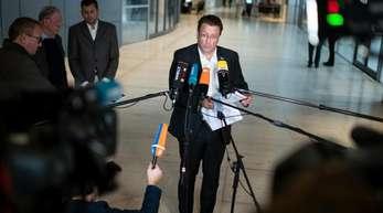 Stephan Brandner (AfD) wird wohl als Vorsitzender des Rechtsausschusses des Bundestags abgewählt.