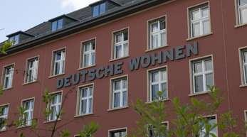 Die Zentrale der «Deutsche Wohnen» in Berlin.