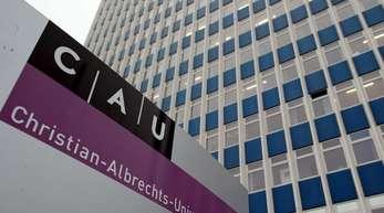 Blick auf die Christian-Albrechts-Universität in Kiel.