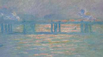 Claude Monet, Charing Cross Bridge, 1903.
