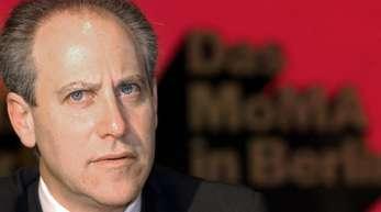 Glenn D. Lowry ist seit 1995 Direktor des Museum of Modern Art. Sein Vertrag läuft bis 2025.