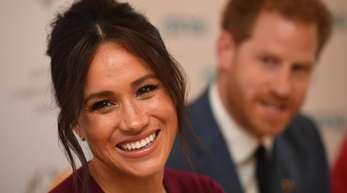 Der britische Prinz Harry und seine Frau Meghan, Herzogin von Sussex, nehmen sich eine Auszeit für die Familie.