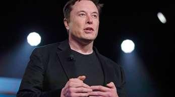 Tesla-Chef Elon Musk hatte das Projekt für Berlin überraschend am Dienstagabend angekündigt.