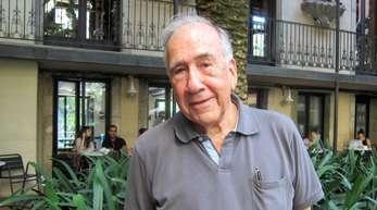 Der spanische Dichter Joan Margarit (81) wird mit dem diesjährigen Cervantes-Literaturpreis ausgezeichnet.