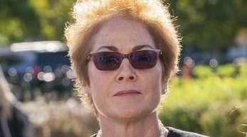 Marie Yovanovitch frühere US-Botschafterin in der Ukraine.