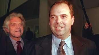 Der ehemalige Chef von Compuserve Deutschland, Felix Somm.