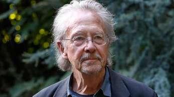Peter Handke erhält den Literaturnobelpreis für das Jahr 2019.