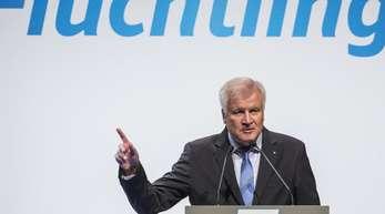 Bundesinnenminister Horst Seehofer: «Wir brauchen einen Neuanfang für die Migrationspolitik in Europa.».