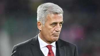 Die Zukunft von Vladimir Petkovic als Trainer der Schweizer «Nati» ist ungewiss.
