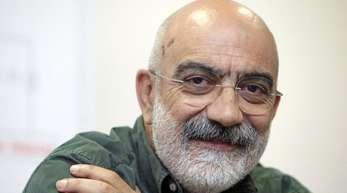 Wieder in Haft: Der türkische Journalist und Autor Ahmet Altan 2009 in Leipzig.