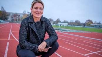 Blickt vor ihrem 50. Geburtstag auf eine bewegte Zeit zurück: Katrin Krabbe.