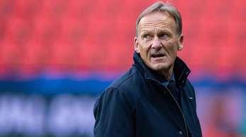 Dortmunds Geschäftsführer Hans-Joachim Watzke.