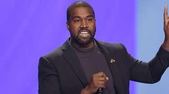 Der US-Rapper Kanye West präsentiert sich vermehrt als Christ.