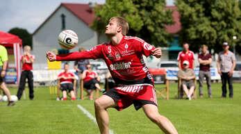 Thomas Häusler will mit dem FBC Offenburg am Samstag den nächsten Schritt Richtung DM-Endrunde machen.