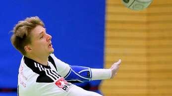 Matthias Lilienthal ist einer von nur noch fünf verbliebenen Spielern im Kader des FBC Offenburg.