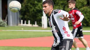 Vinicius Tavares Goulart war mit der Leistung des FBC Offenburg nicht zufrieden.