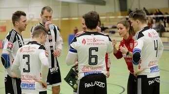 Trainerin Birthe Lilienthal kann mit dem FBC Offenburg ganz entspannt nach Rosenheim fahren.