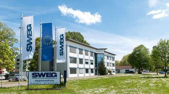 Das Hauptverwaltungsgebäude der SWEG in Lahr.