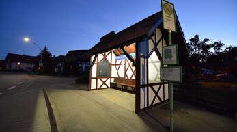 In Rheinau soll der Öffentliche Personennahverkehr (ÖPNV) - hier symbolisch die Bushaltestelle in Linx - verbessert werden.