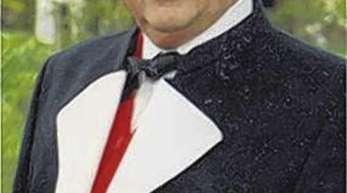 Reinhard Maier trägt mit Stolz die Griesheimer Tracht.