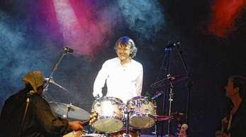 Marc Faltin - BAP-Schlagzeuger Jürgen Zöller – hier bei der Premiere 2010 – freut sich auf den zweiten Konzertabend auf seinem geliebten Schwärzenbachhof.