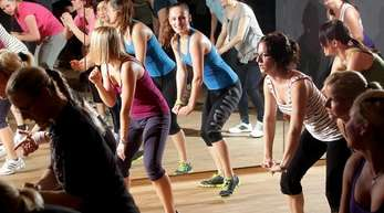 TV WIllstätt - Zumba-Tanz-Event in Willstätt