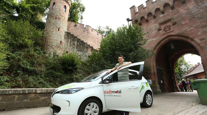 Offenburg OT-Check: Wie gut funktioniert die E-Auto-Ausleihe ...