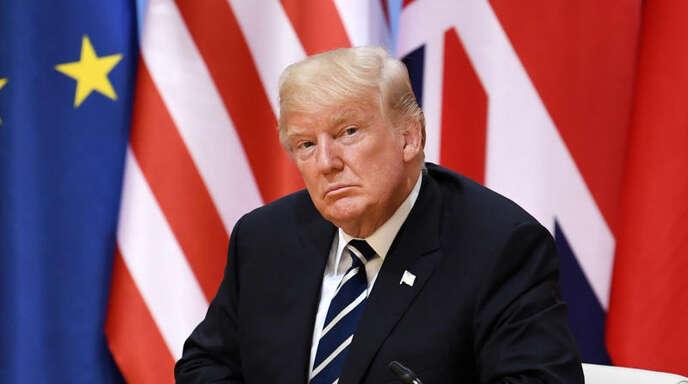 US-Präsident Donald Trump ist anders als seine Vorgänger. Warum das so ist, versucht, unser US-Korrespondent Friedemann Diederichs zu erklären.