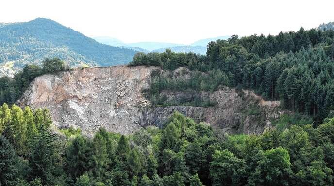 In Sachen Steinbrucherweiterung soll erst einmal abgeartet werden.