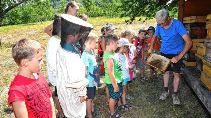 Achern Oberkirch Kinder Lernten Viel Neues Ferienausflug In Die