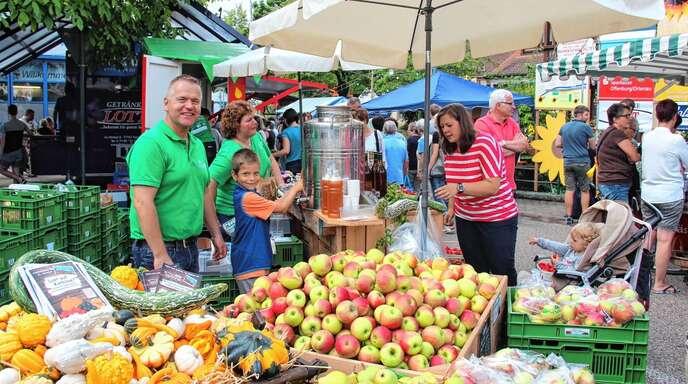 Bauernmarkt Achern