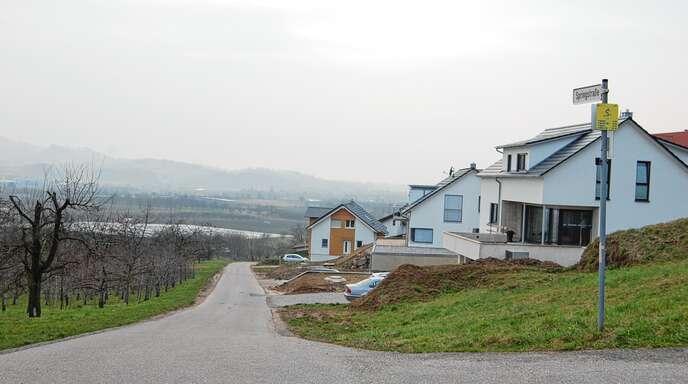 Die Stadt Oberkirch will im Baugebiet »Tanzberg« in Tiergarten auf einer bislang als Obstwiese genutzten Fläche neue Bauplätze erschließen.
