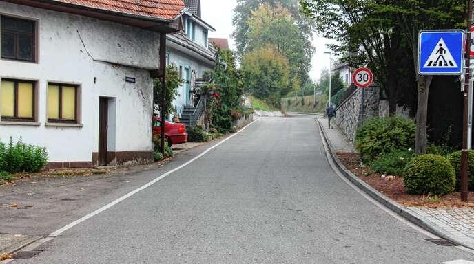 Kanalsanierung in Stadelhofen: In der Ortenaustraße wird ein zusätzlicher Regenwasserkanal eingebaut, ebenso in der Ulmer Straße (unser Bild).