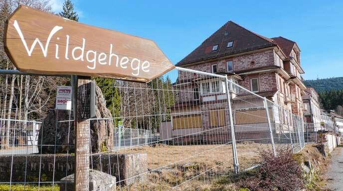 In der künftigen Anima Tierwelt am Breitenbrunnen wird es viele Gehege geben. Der Gemeinderat stimmte jetzt dem Bau einer neuen Anlage für Rotwild und Wisente zu.