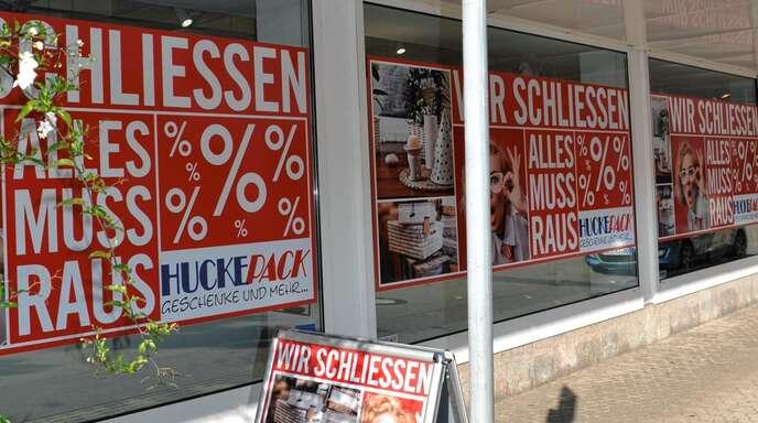 Achern Oberkirch Nach 40 Jahren Geschenkeboutique Huckepack In