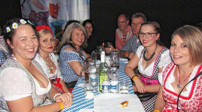 Oktoberfest in Schuttern.