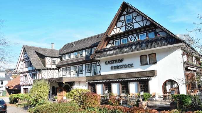 Über 30 Betten verfügt der »Rebstock« in Bottenau. Für die Hotelgäste wird es bald nur noch Frühstück geben.