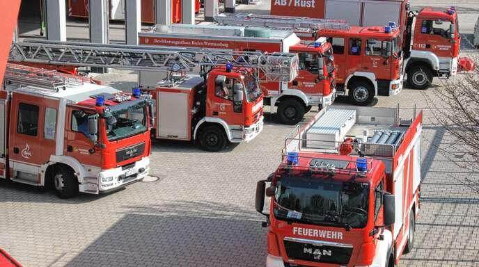 Die Acherner Feuerwehr ist gut aufgestellt. Probleme gibt es aber mit der Alarmierung und der Ausrüstung der Leitstelle.