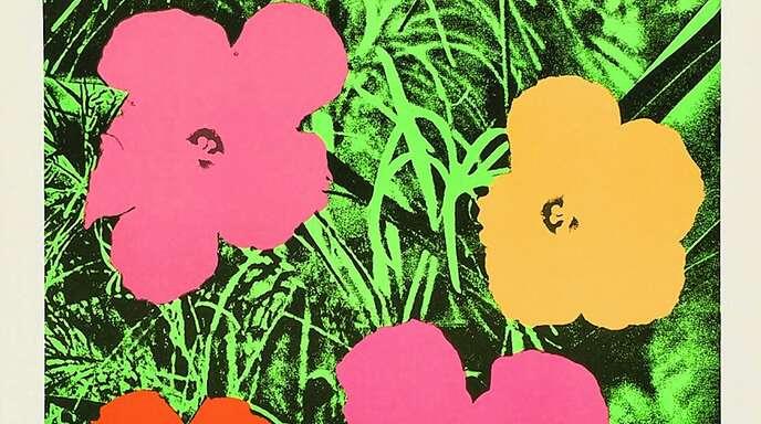 Kultur Ausstellung Und Adventskalender Andy Warhol Bunte Bilder Von