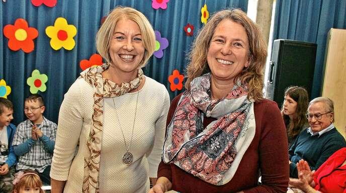 Lahr Tanja Wegenast ist neue Rektorin der Geroldseckerschule ...