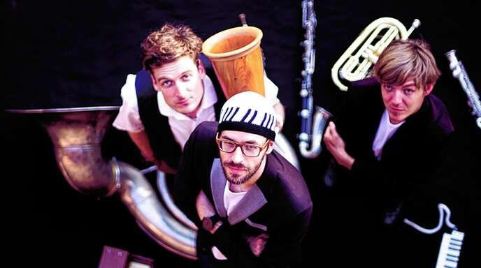 »Randon Control« eröffnet Ende Januar die Jazzreihe.