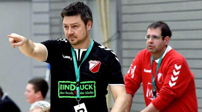 Marco Schiemann kehrt nach zweieinhalb Jahren Jugend in den Aktivenbereich zurück.