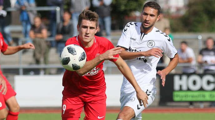 Auf den verletzten Lukas Martin muss der OFV am Sonntag in Rielasingen erneut verzichten.