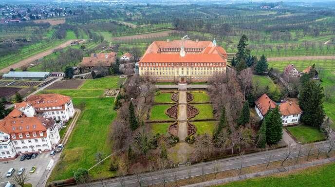 Neue Wege und große Herausforderungen stehen bei den Franziskanerinnen von Erlenbad in den kommenden Jahren an – hier ein Blick auf das 1926 bezogene Mutterhaus.