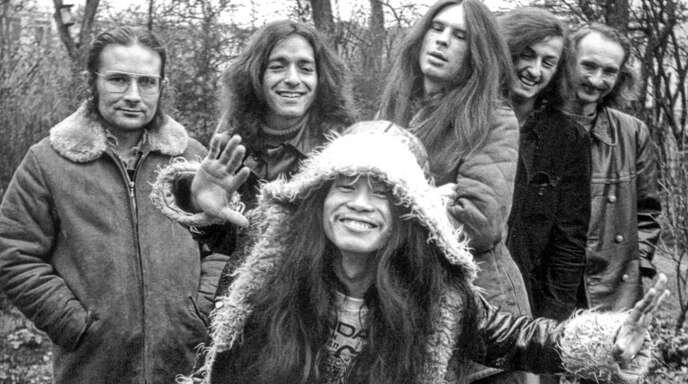 Deutsche Mitspieler im weltweiten progressiven Rock: Die Band Can wurde 1968 in Köln gegründet.