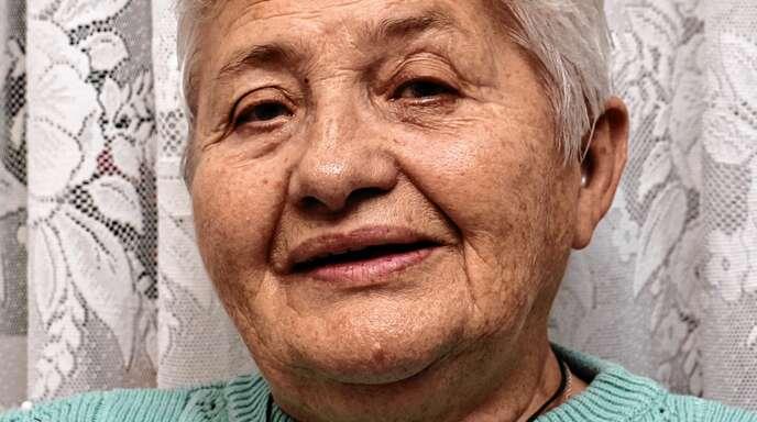 Elsa Kaltenbrunn wurde 80 Jahre.